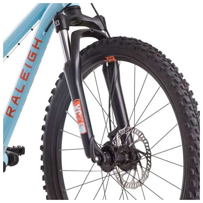 "14-0510060 Raleigh Tokul 24"" Childrens Kids Youth Mountain Bike Bicycle, for Ages 9 to 12 5"