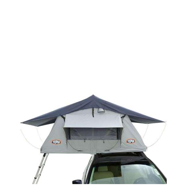 01KSK041601 + 1060001 Tepui Tents Explorer Kukenam 3-Person Car Camp Roof Top Tent & Hydraulic Jack 3