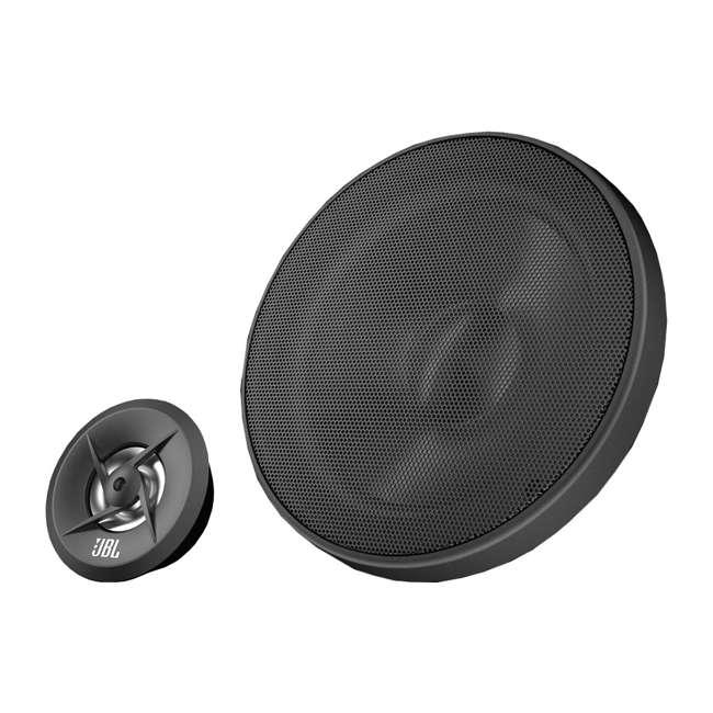 Stage 600C JBL Stage 600C 6.5-Inch 50-Watt Component Speaker System 1