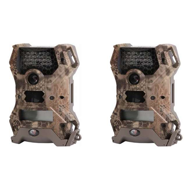 WGI-V12B14C Wildgame Innovations Vision Lightsout 12MP Game Camera (2 Pack)
