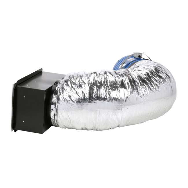 QC-CL-7000-U-D QuietCool Classic 7000 3470 Sq. Ft. Attic Cooling Ventilation Fan (Damaged) 4