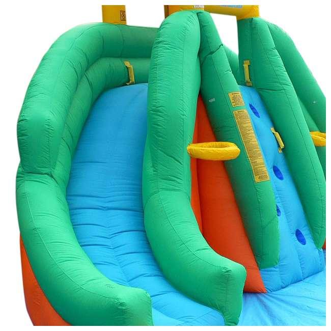 90475 Kahuna Twin Peaks Inflatable Water Slide Park 8