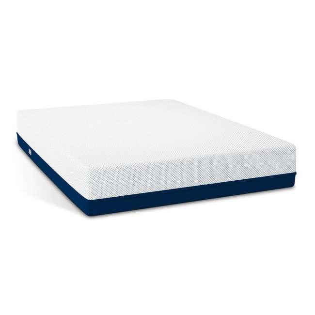 AS4-K Amerisleep AS4 Medium Softness Bio Core Plush Foam King Size Mattress, White 1