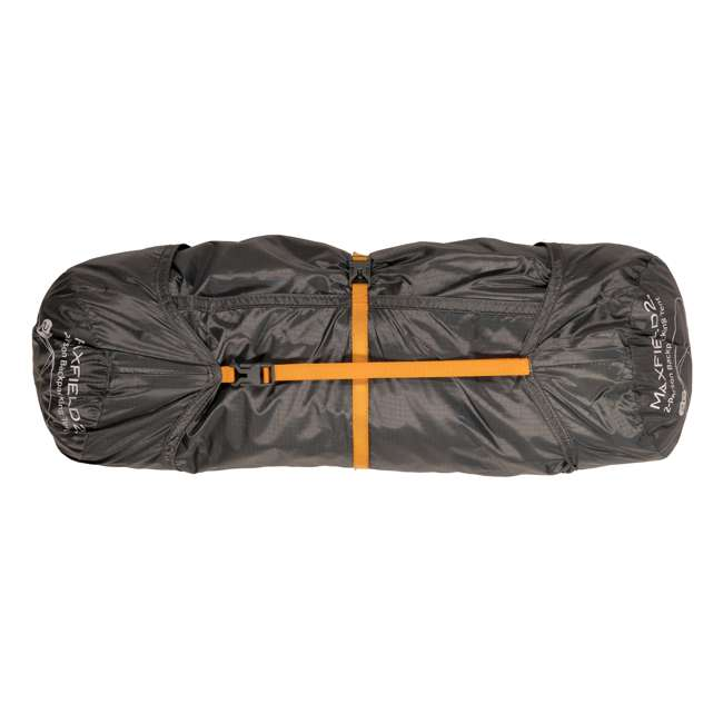 09M2OR01B Klymit 09M2OR01B Maxfield 2 Person 3 Season Lightweight Backpacking Camping Tent 5
