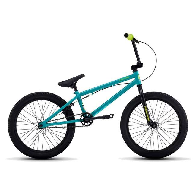 06-0510039 Redline Rival 20 Inch Childrens Kids Youth Freestyle BMX Bike Bicycle, Green 1