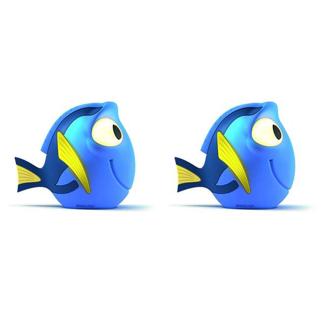 PLC-7176890U0 Philips Disney Finding Dory Pals Portable Light Friend  (2 Pack)