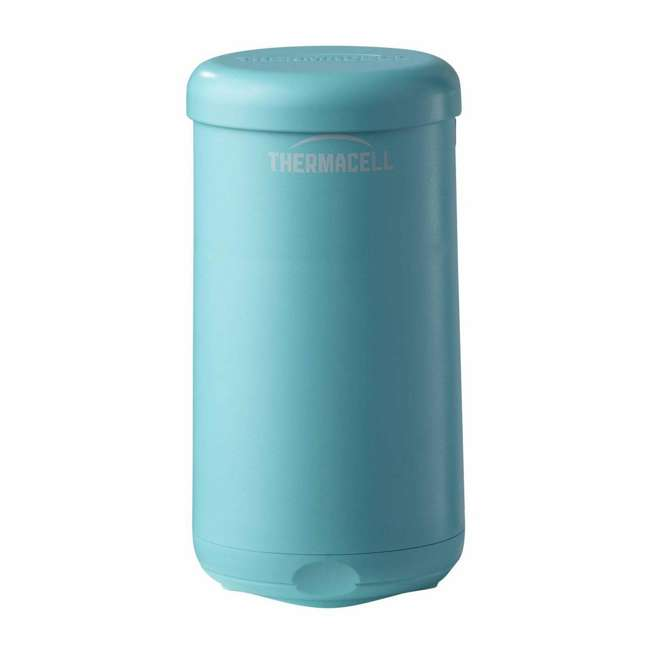 MRPSB Thermacell Outdoor Patio & Camping Shield Mosquito Insect Repeller, Glacial Blue 3