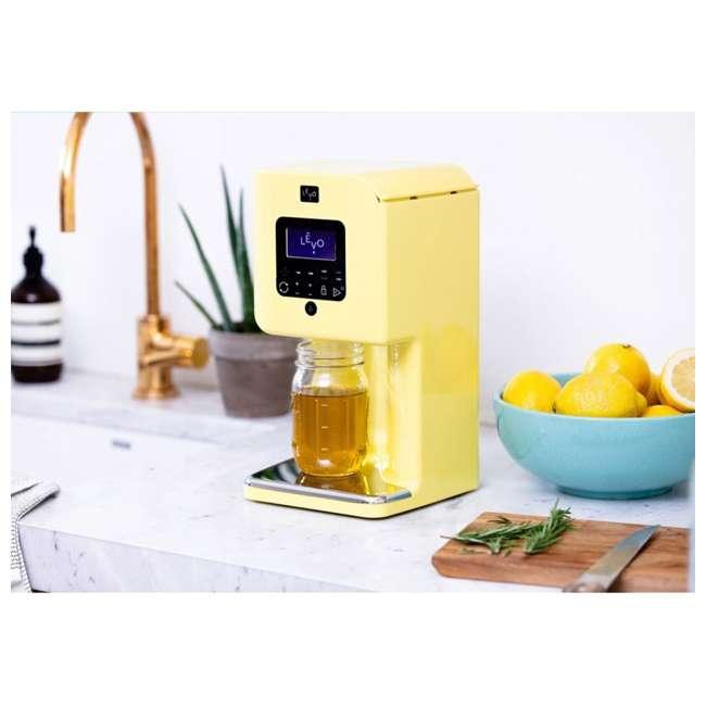 LEVO2-BLK LEVO II Herbal Oil Infusion Machine Botanical Activator and Herb Dryer, Black 2