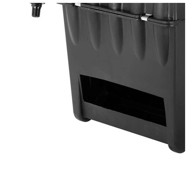 LEG-L8335FZ Flexzilla Retractable Air Hose Reel with 1/2-Inch x 50-Foot Hose 3