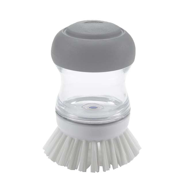 6 x 1256500 Oxo Good Grips Replacement Soap Dispensing Palm and Mesh Brush Refills (72 Pack) 2