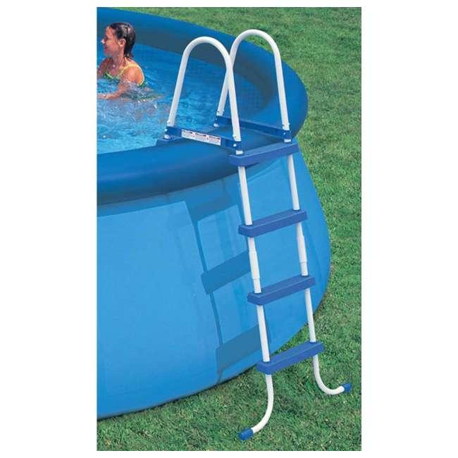 Intex 18 39 x 48 easy set swimming pool set 2000 gph - Intex easy set pool 18 x 52 ...