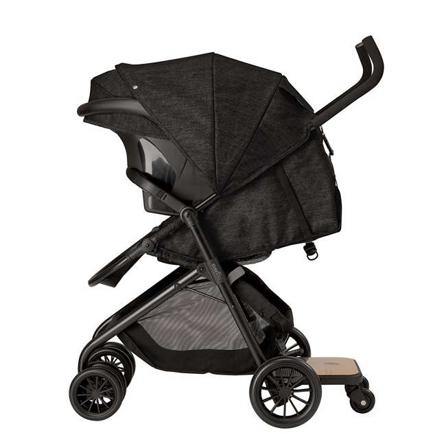 56231975 Sibby Travel System with LiteMax 35 Infant Car Seat (Charcoal)  1