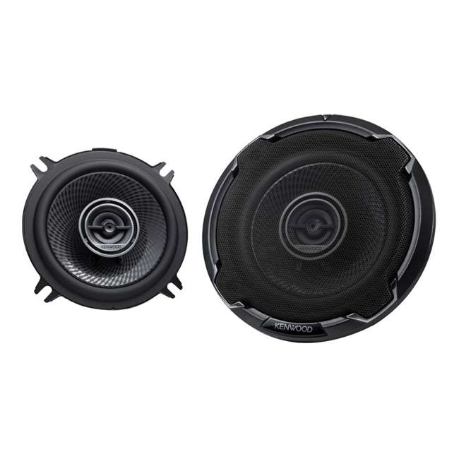 KFC-1396PS Kenwood KFC-1396PS 5.25 Inch 320 Peak Watt 2 Way Car Audio Woofer Cone Speakers