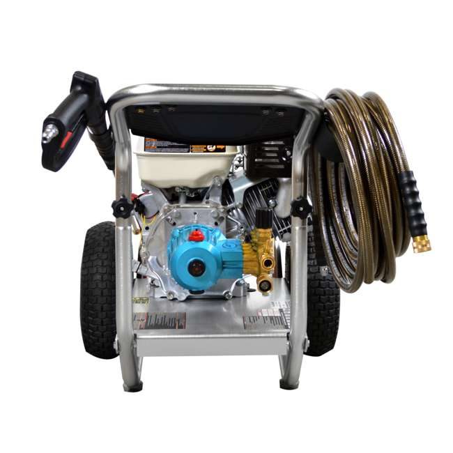 SMPSN-PW-ALH4240-60688-U-C Simpson Cleaning 4,200 PSI 4.0 GPM 389cc Gas Engine Power Washer (For Parts) 3