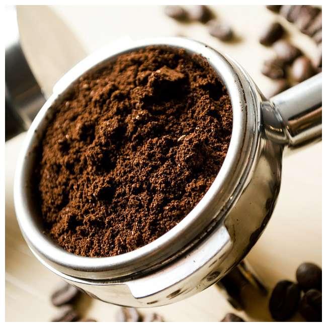 E167CYR Proctor Silex Fresh Grind 10-Cup Whole Bean Coffee Grinder, Black 1