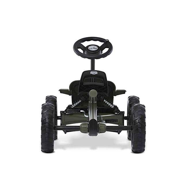 24.30.12.00 BERG Toys Jeep Buzzy Sahara Pedal Powered Kids Adjustable Go Kart 3