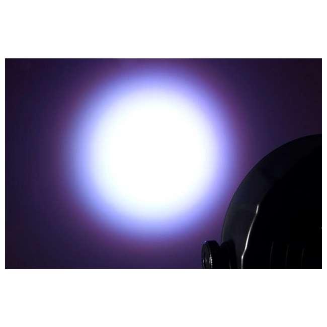 Slim-Par64 Chauvet SlimPar 64 LED DMX Slim Par Can Stage Pro DJ RGB Lighting Effects (Pair) 5