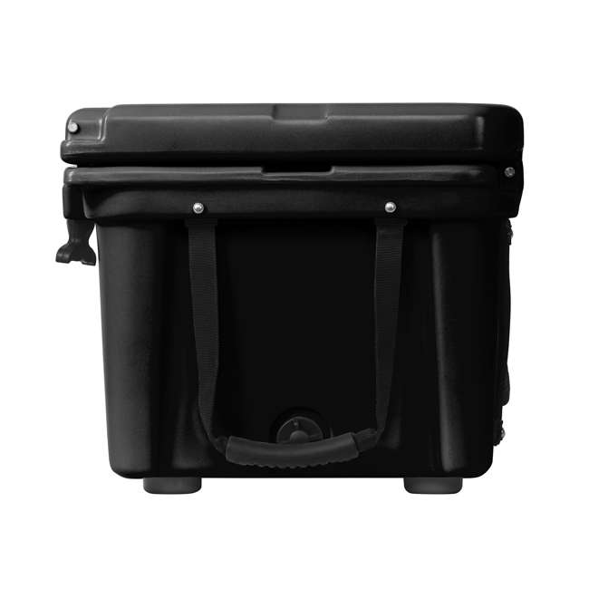 ORCBK/BK026 ORCA 26-Quart 6.5-Gallon Ice Cooler, Black