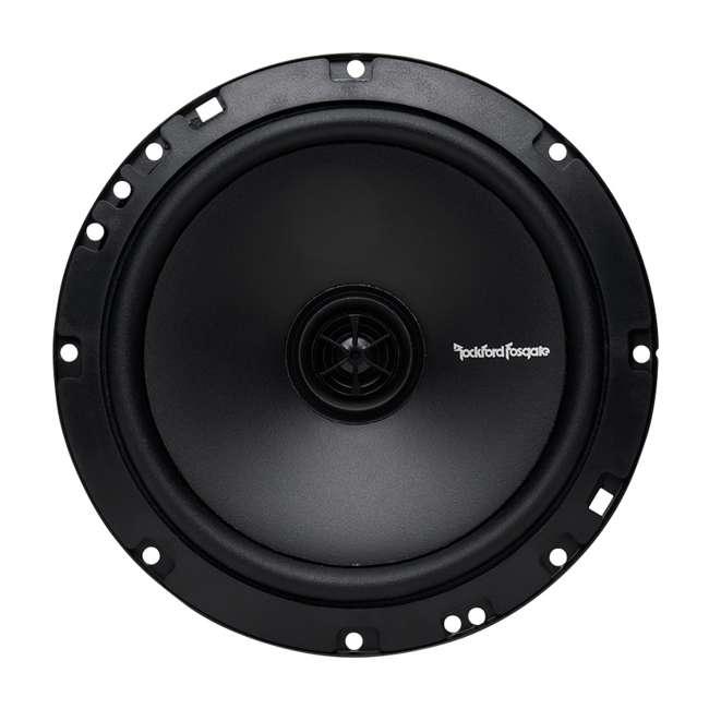 6 x R1675X2 Rockford Fosgate R1675X2 6.75-Inch 90W 2 Way Coaxial Speakers (12 Pack) 2