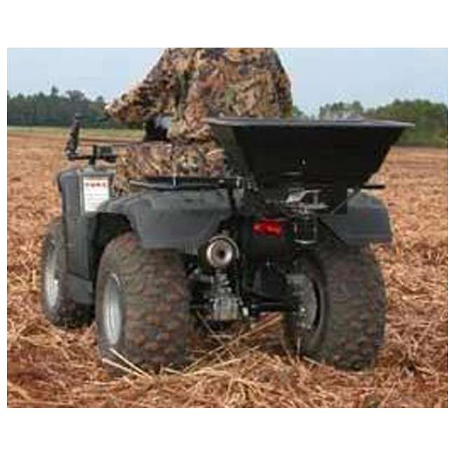 MFHP53880 Moultrie Feeders ATV Food Plot Spreader Seeder 1