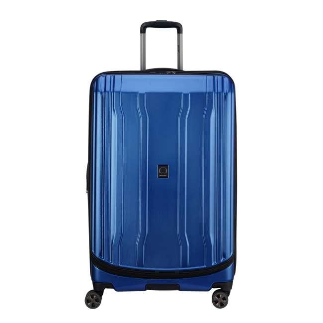"40207998702 DELSEY Paris Cruise Lite Hardside 2.0 Carry On, 25"", & 29"" Suitcase Luggage Set 1"
