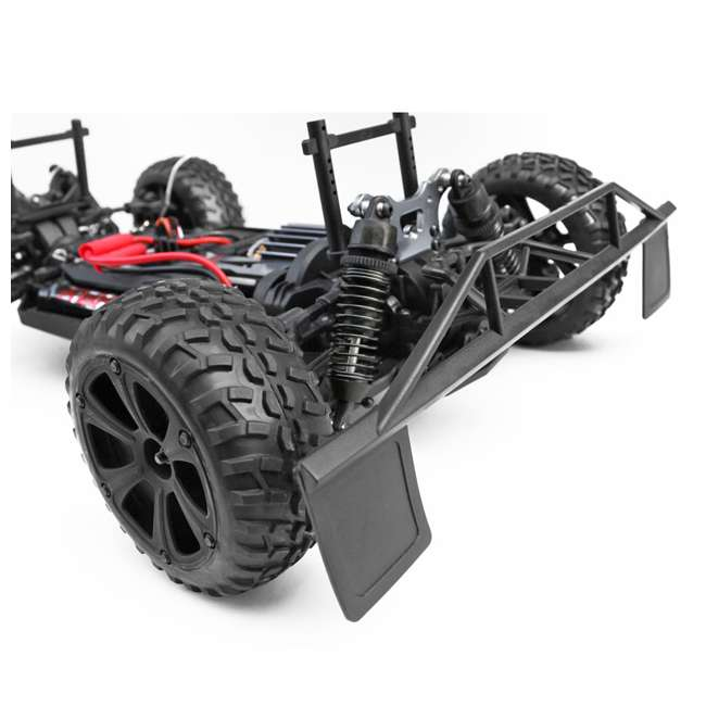 BLACKOUT-SC-BLUE Redcat Blackout SC Brushed Electric RC Short Course Truck 9