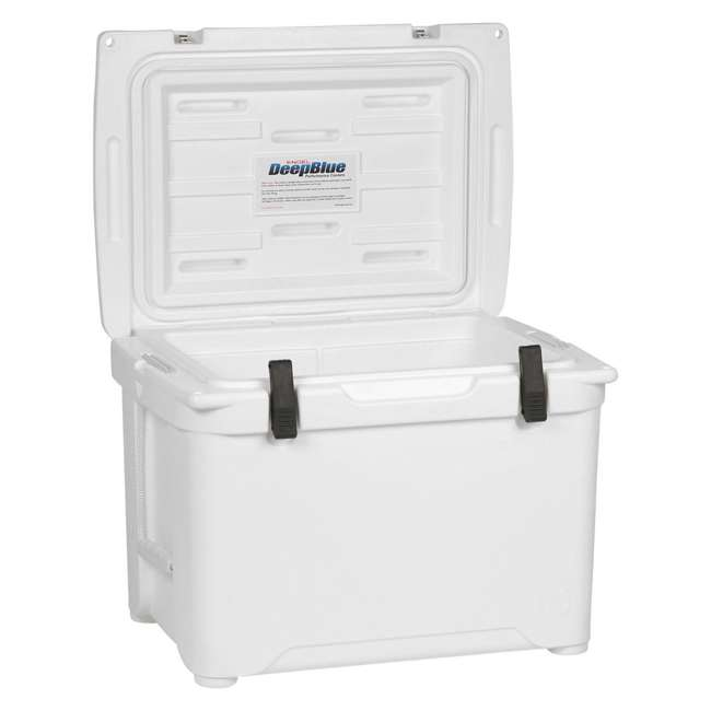 ENG50-OB Engel 50 High-Performance Roto-Molded Cooler, White (Open Box) 4