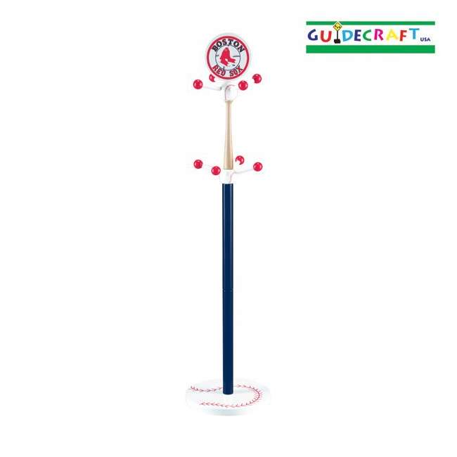 G11408 Guidecraft Red Sox Clothes Tree
