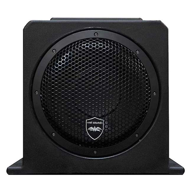STEALTH-AS-10 Wet Sounds Stealth AS-10 500-Watt Marine Subwoofer (2 Pack) 1