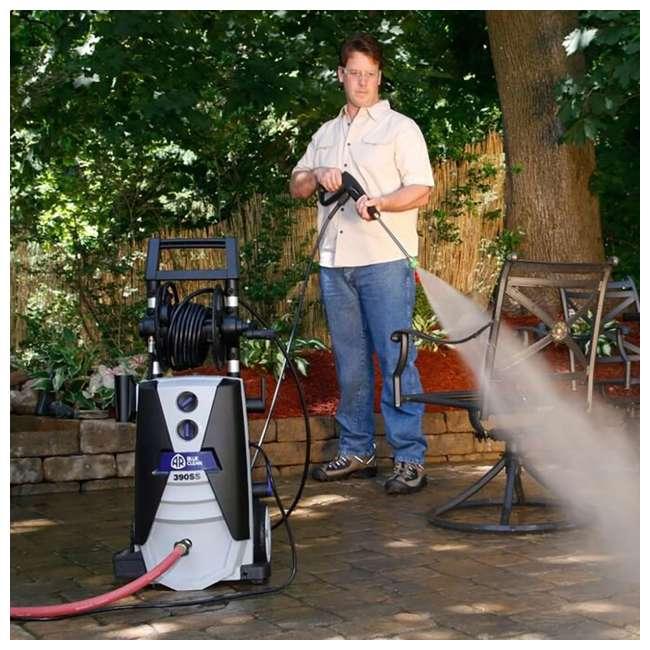AR390SS-U-C AR Blue Clean AR390SS 2000 PSI 1.4 GPM Electric Pressure Washer Kit 1