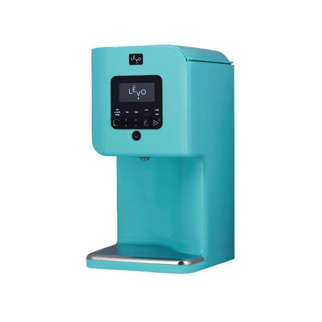 LEVO2-BLU LEVO II Herbal Oil Infusion Machine Botanical Activator and Herb Dryer, Blue