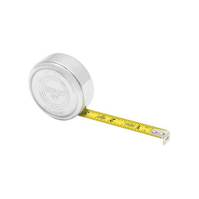 STHT36175 Stanley 175th Anniversary Heritage Design 10-Foot Tape Measure 1