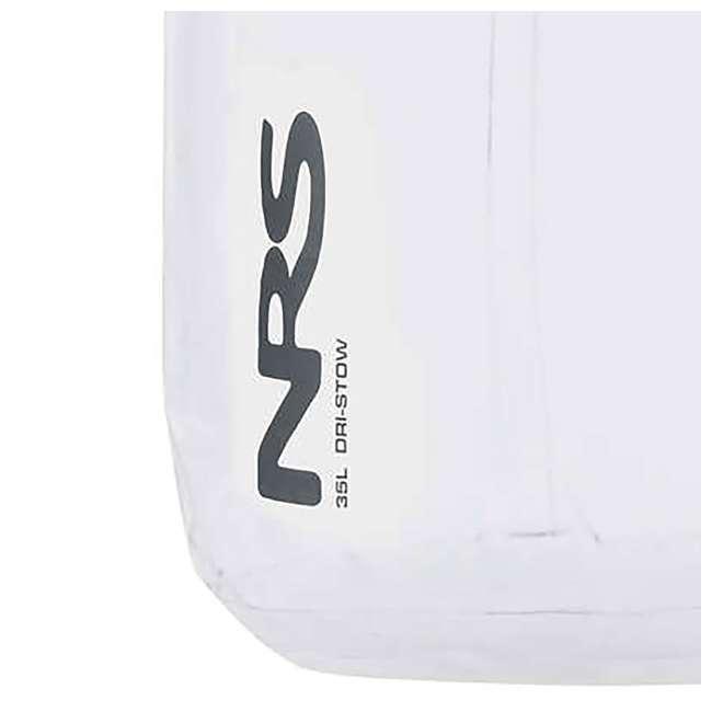 NRS_55021_02_104 NRS 35 Liter Dri-Stow Dry Sacks Clear Bag  3