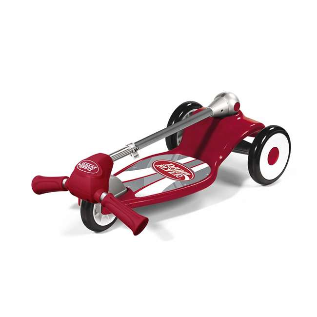 543A Radio Flyer My 1st Scooter Sport for Ages 2 to 5, Red 3