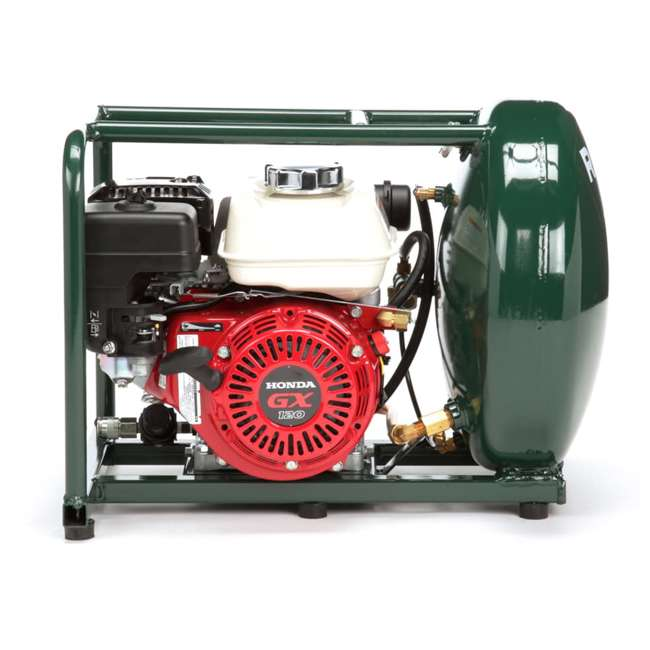 GD4000PV5H-U-B Rolair 4.5 Gallon Gas Powered Cordless Small Portable Air Compressor (Used) 4