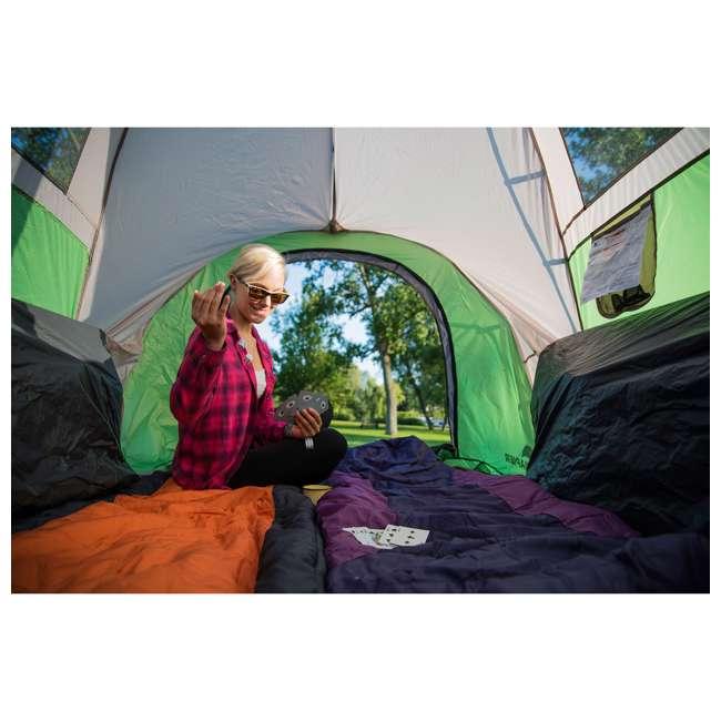 13100 + PPI PV202C Napier BackRoadz 13100 SUV and Minivan Tent w/ GreenAirBedz Inflatable Pickup Truck Air Mattress 8