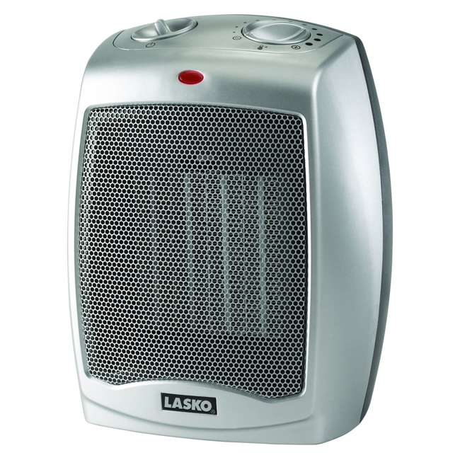LKO-754200-TN Lasko 754200 Portable Home/Office Personal Electric 1500W Ceramic Space Heater