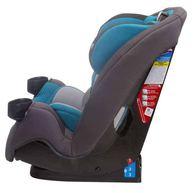CC161DYN-U-A Safety 1st Grow & Go Air 3 in 1 Convertible Car Seat, Evening Tide (Open Box) 1
