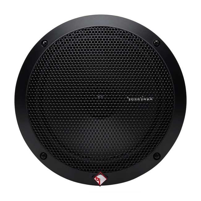 6 x R1675X2 Rockford Fosgate R1675X2 6.75-Inch 90W 2 Way Coaxial Speakers (12 Pack) 3