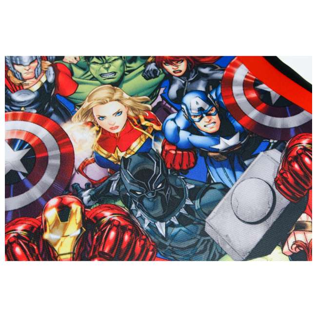 KE-4801AVG Kids Embrace Marvel Avengers Backless Booster Car Seat for Kids 4 Years and Up 6
