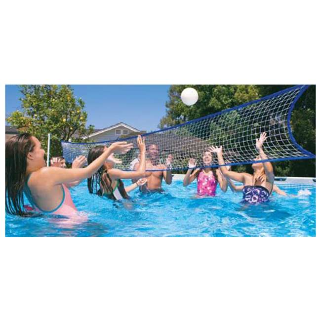 Intex 24 39 X 12 39 X 52 Ultra Frame Rectangular Swimming Pool Set 28363eg 58821ep 2 X 58868ep
