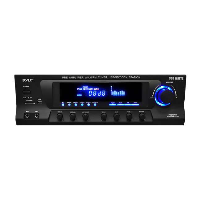 PT270AIU Pyle Pro PT270AIU 300W Home Amplifier Receiver 2