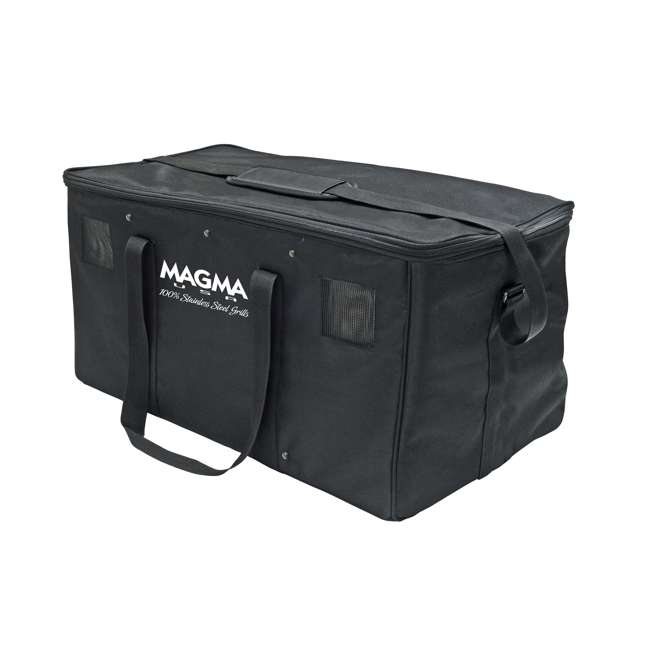A10-1292 Magma A10-1292 Padded 12 x 18 Inch Rectangular Grill Gear Carrying Case, Black 2