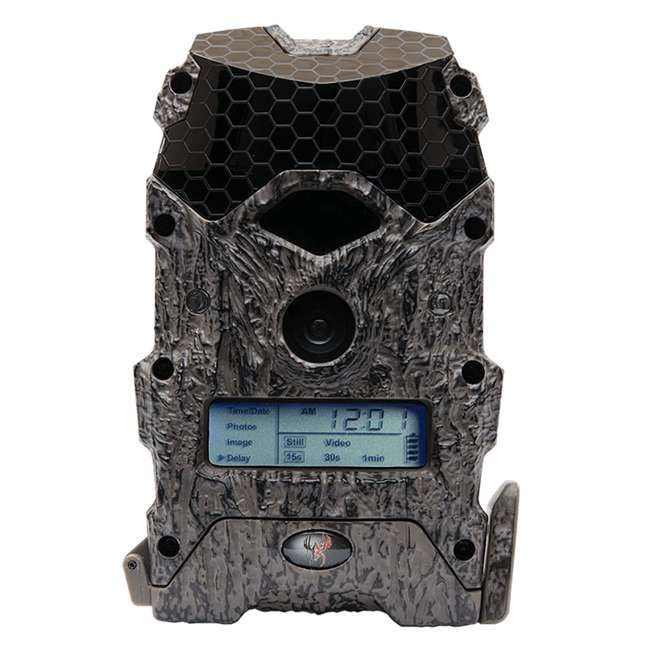 WGI-M18B38D21-7-U-C Wildgame Innovations Lightsout 18MP 720p Hunting Game Camera, Camo (For Parts)