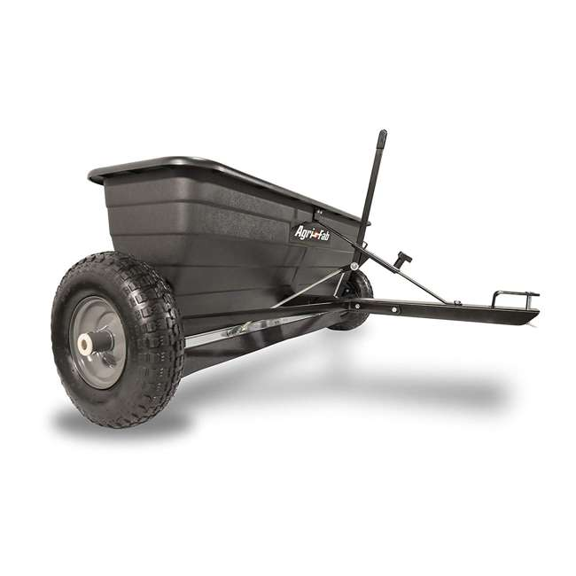 45-0288 Agri-fab 175 Pound Capacity Tow Drop Spreader