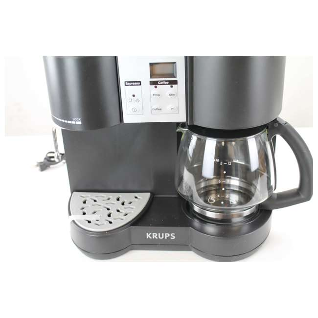 refurbished krups espresso machine