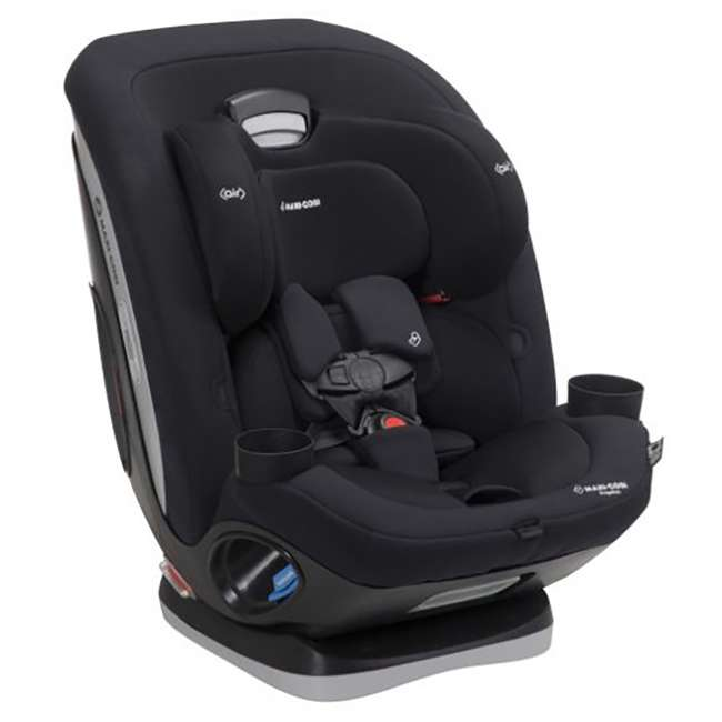 CC197EMJ Maxi-Cosi Magellan 5-in-1 Adjustable Kids Convertible Car Seat, Night Black 1