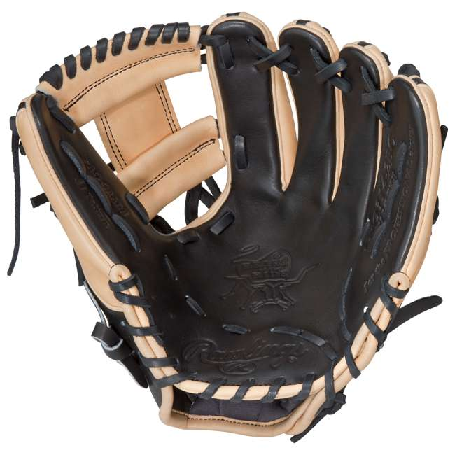 PRO314-2BC Rawlings Heart of the Hide 11.5-Inch Softball Baseball Mitt 1
