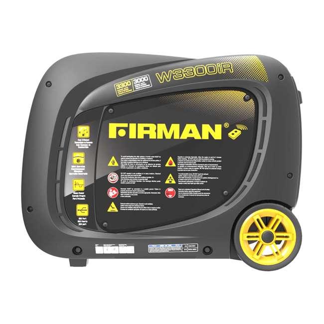 W03083 Firman W03083 3000-Watt Portable Generator 2