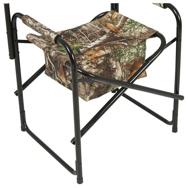 AMERI-AMEFT1004 Ameristep Quiet Director Lawn Chair,Camouflage  (2 Pack) 2